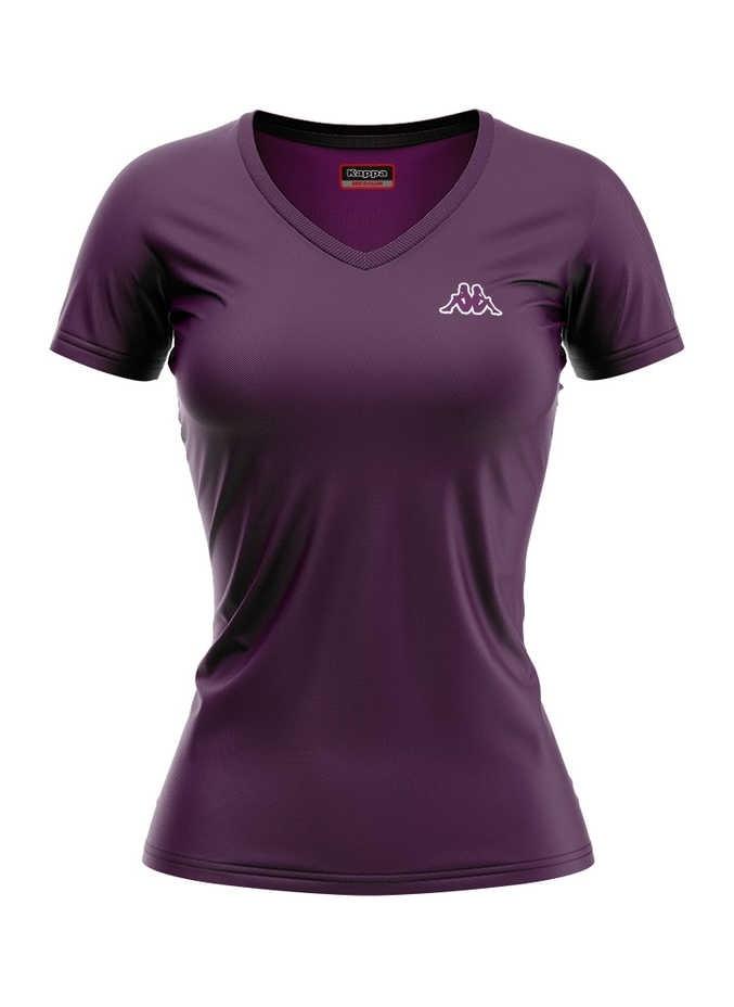 Kappa Tişört 1 304WJU0 Kappa Kadın Basic T-Shirt CABO